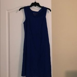 Shift mid-dress. Size 6